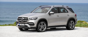 Image of Mercedes Benz GLE Class for sale in Kenya