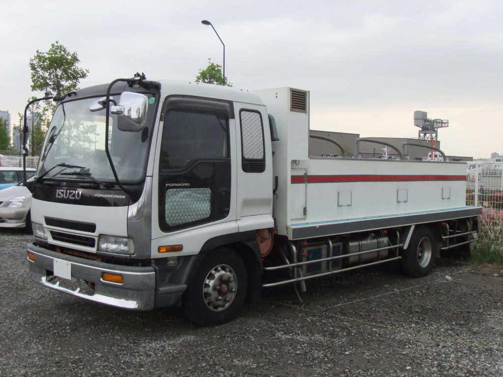 Image of Isuzu Forward
