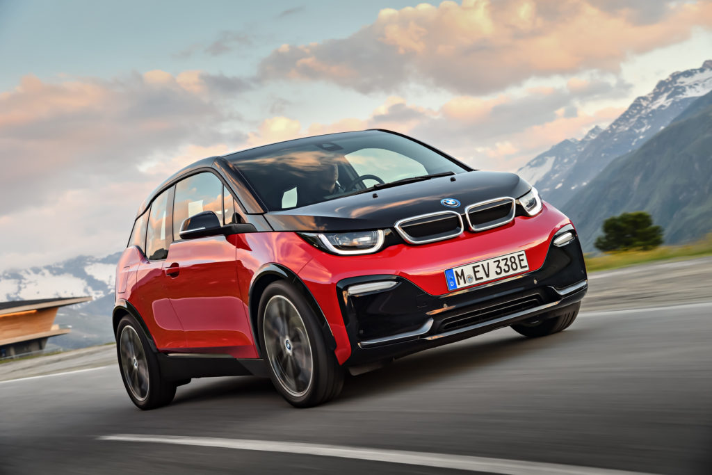 Image of BMW i3