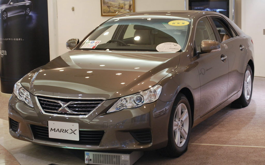 Image of Toyota Mark X
