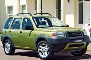 Image of Land Rover Freelander