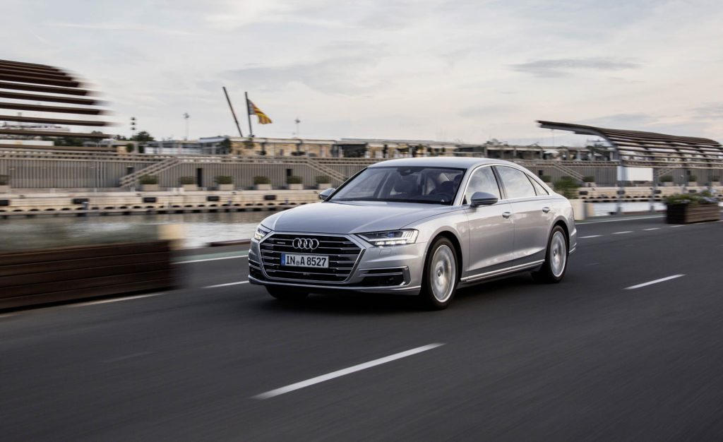 Image of Audi A8