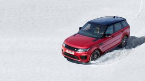 Image of Land Rover Range Rover Sport