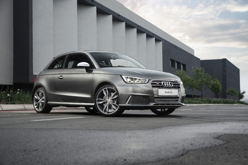 Image of Audi S1