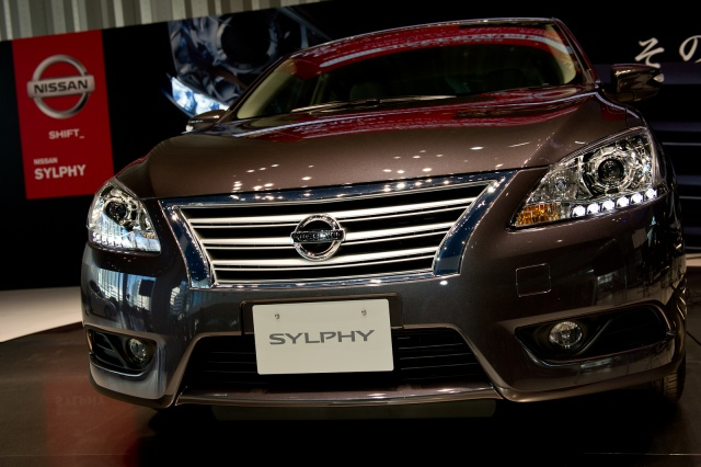 Image of Nissan Bluebird Sylphy