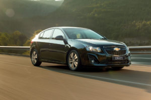 Image of Chevrolet Cruze
