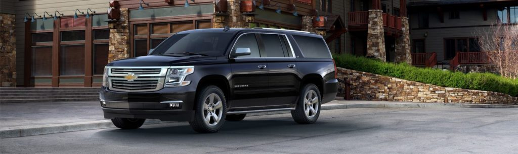 Image of Chevrolet Suburban