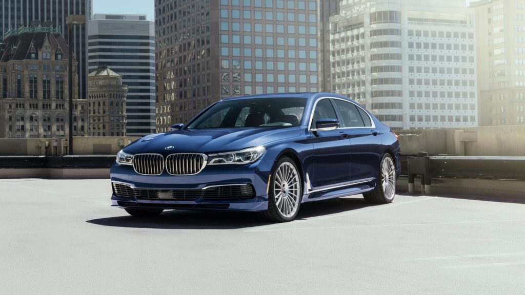 Image of BMW 7 Series