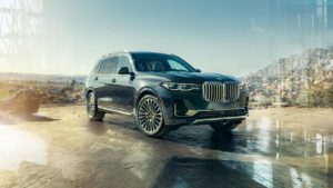 Image of BMW X7