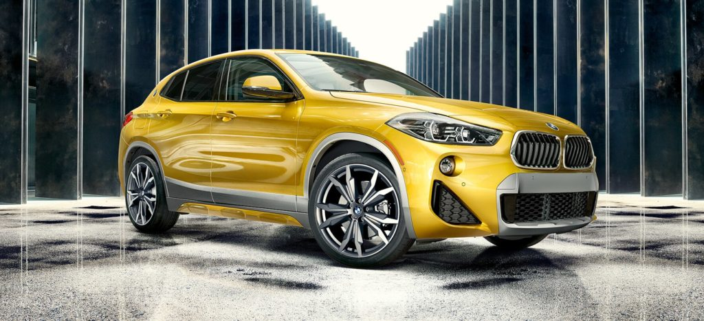 Image of BMW X2