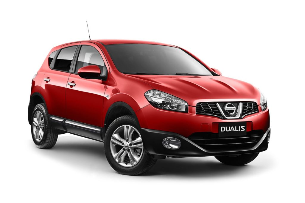 Image of Nissan Dualis