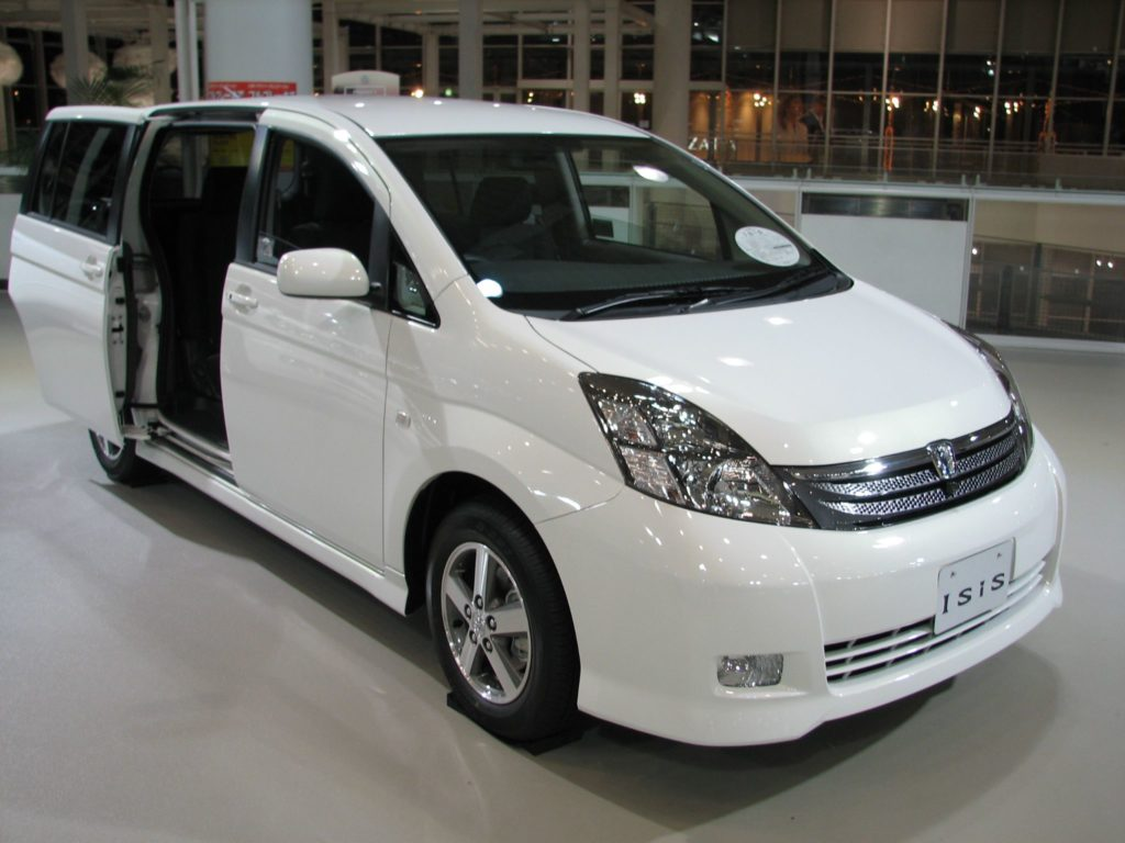 Image of Toyota Isis