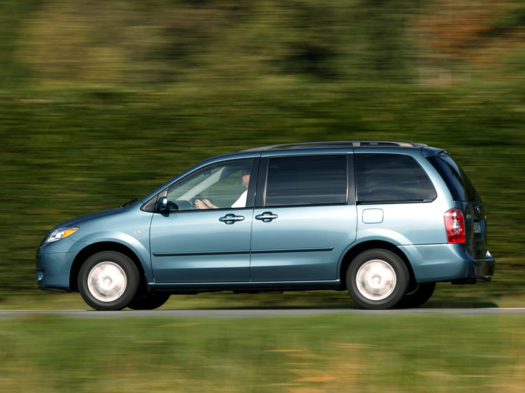 Image of Mazda MPV