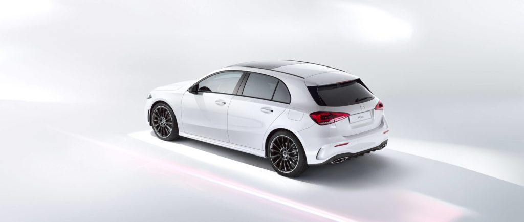 Image of Mercedes Benz A Class