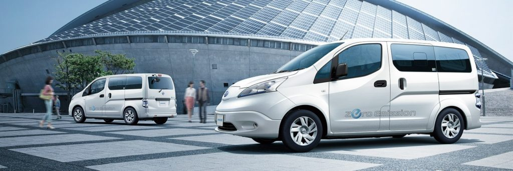 Image of Nissan NV 200