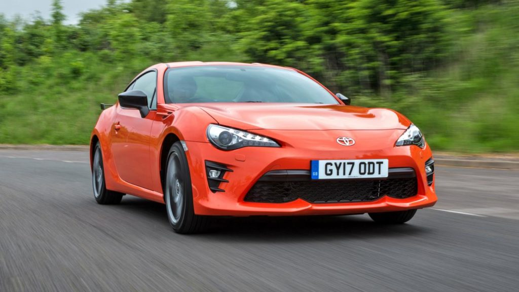 Image of Toyota GT 86