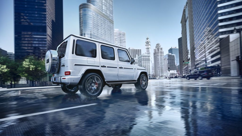 Mercedes Benz G Class for sale in Kenya - We import the Mercedes
