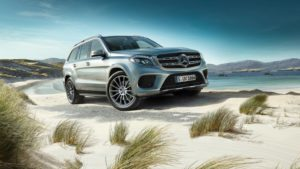 Image of Mercedes Benz GLS