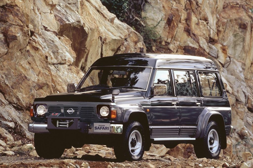 Image of Nissan Safari