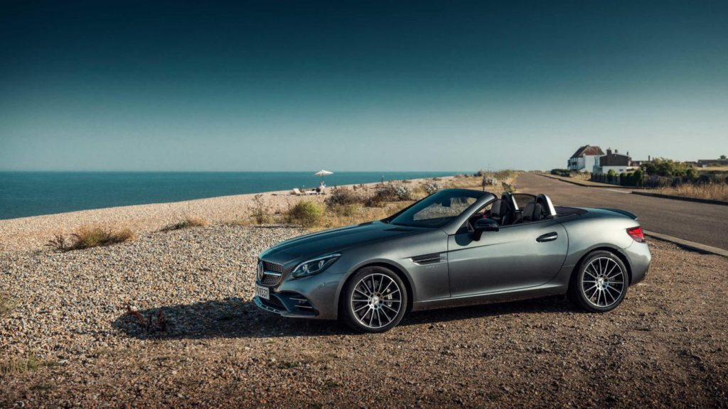Image of Mercedes Benz SLC